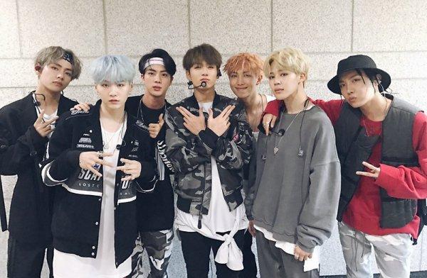 BTS et BlackPink
