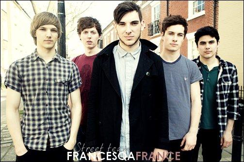 . FRANCESQA FRANCE S T R E E T  T E A M .