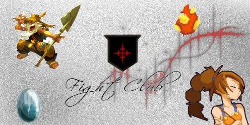 Notre Guilde ! Fight Club !