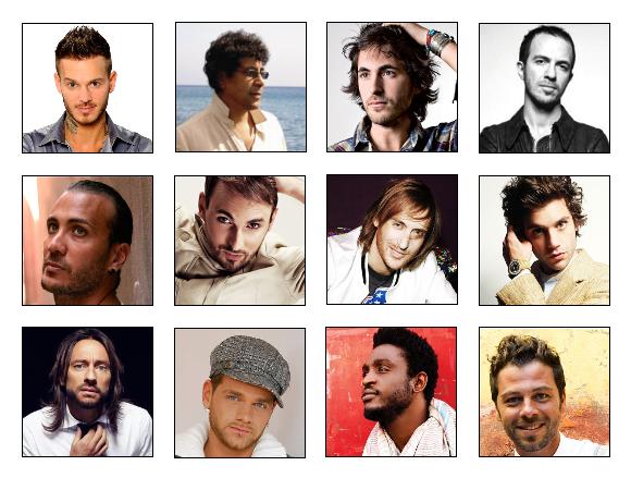Pré-nomination : Artiste masculin francophone du mois de février.