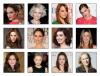 Pré-nomination : Actrice féminine international du mois de février. (FILM)