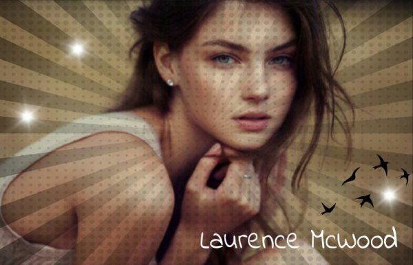 ¤Personnage: Laurence Mc Wood¤