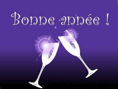 Bonjour et Bonne Année 2011 :)