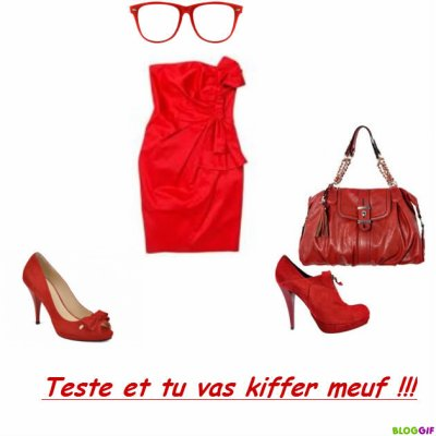 ROUGE ROUGE !!! <3