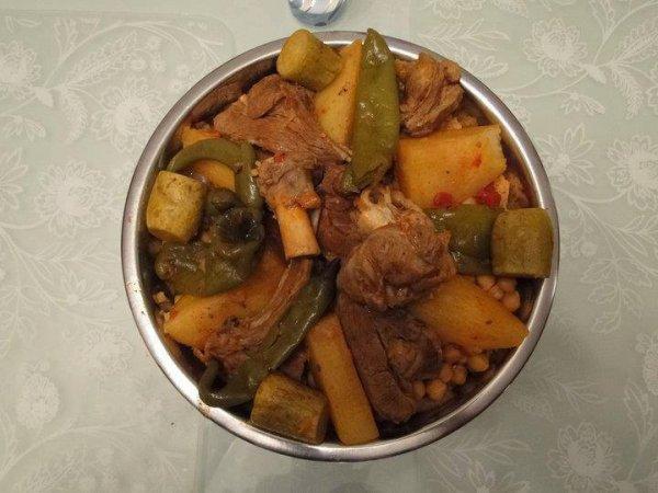 bonne plat couscous