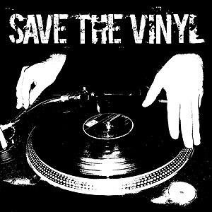 I save the vinyle