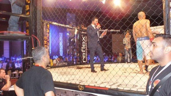 Requinbleu: GFC MMA