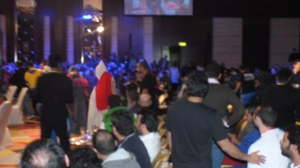 Walid Trabelsi MMA Tunisia