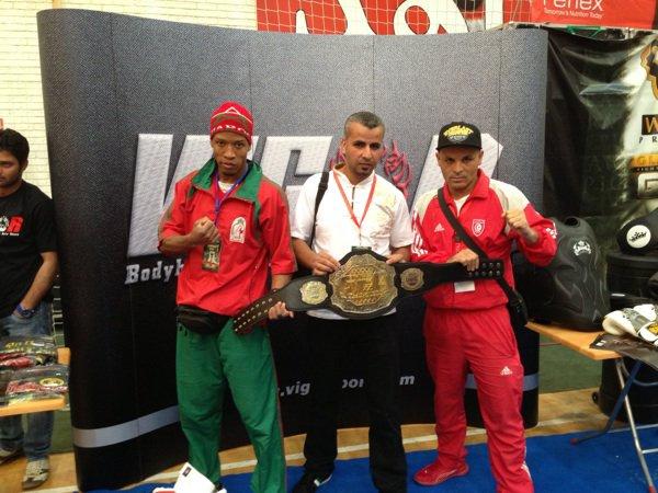 MMA kuwait Walid Trabelsi