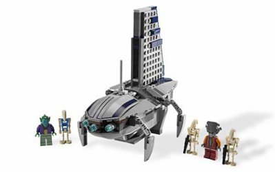 lego star wars the clone wars separatist shuttle - Lego Star Wars Vaisseau Clone
