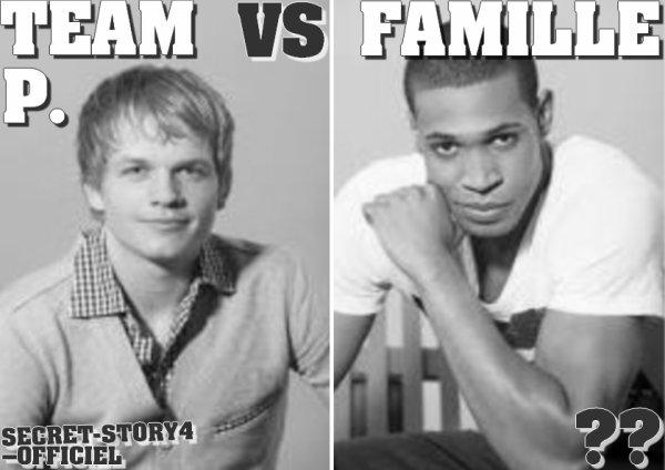 Team P. Ou Famille ??