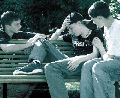المراهقة
