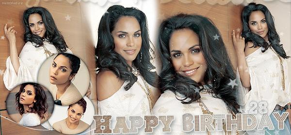 ♦ HellOfAFire.skyrock.com _______   « 26 juillet 2014 : Happy Birthday Monica » → Création Décoration Texte