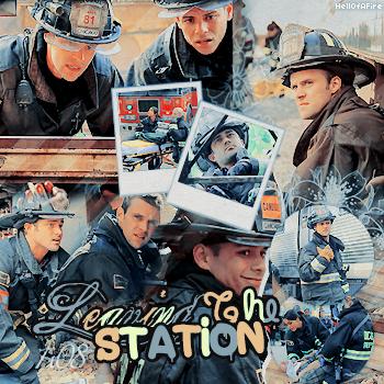 ♦ HellOfAFire.skyrock.com _______   « Saison 1 Episode 08 : Leaving The Station » → Création Décoration Texte