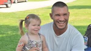 randy et sa petite fille alanna
