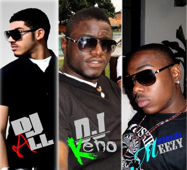 All $tar / DJ ALL, DJKeno, Romantic Star & Steezy Meezy - Bokoyoko Motto (The Motto) (2012)