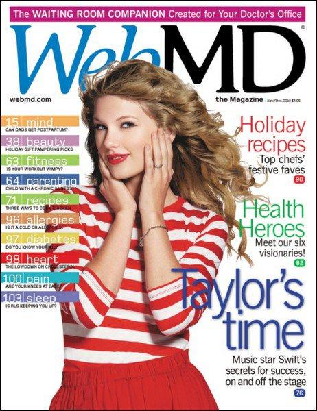 Taylor S. fait la couverture de MDweb Magazine ! + Taylor S. performant aux BBC Radio 1′s Teen Awards ! + Taylor a quitté Londres pour aller au Japon