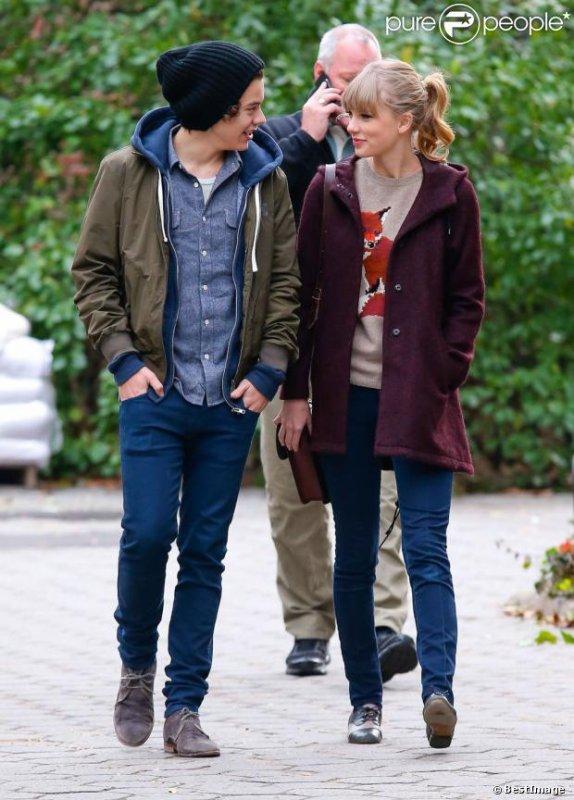 Harry et Taylor !