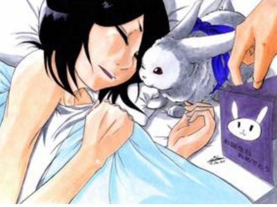 Rukia et chappy