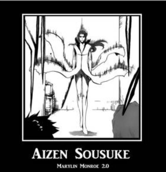 Looool : grimmjow / byakuya / aizen / kenpachi