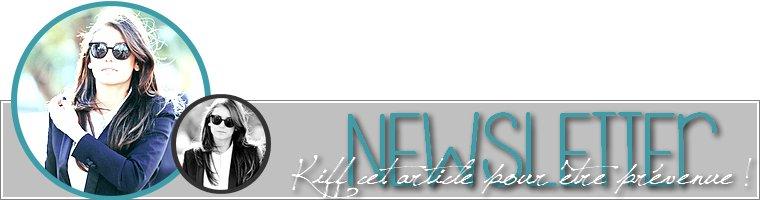 www.NINADBREVAS.skyrock.com// Newsletter !