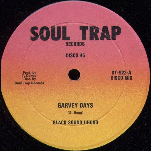 "BLACK UHURU - ""Garvey days"" / ""Blood shed"" (1977)"