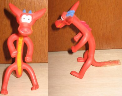 figurine mushu