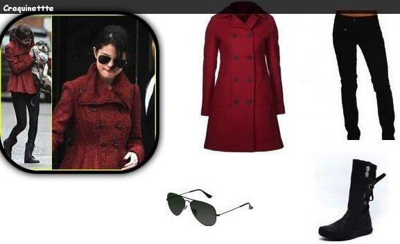 Ou trouver le style de Selena Gomez ?