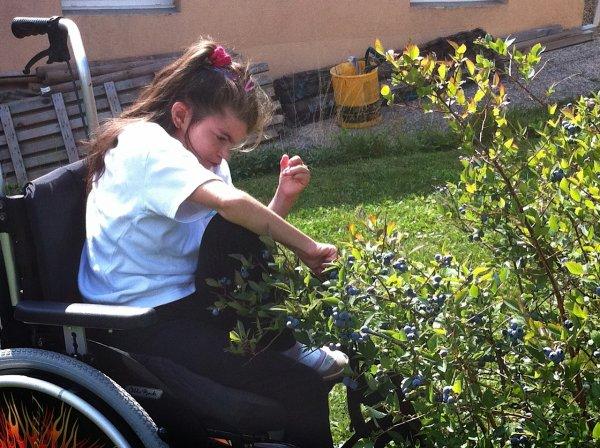 Je fais de l'ordinateur et du jardinage!