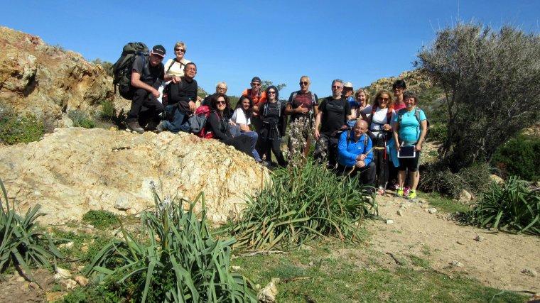 Agriates- Baie de l'Acciolu 19-03-2017