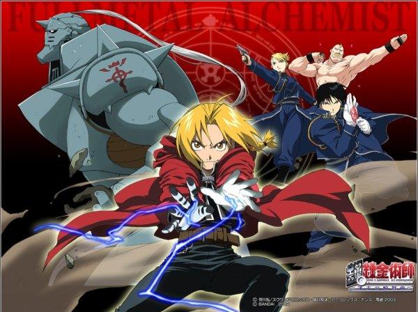 FullMetal Alchemist / FullMetal Alchemist Brotherhood