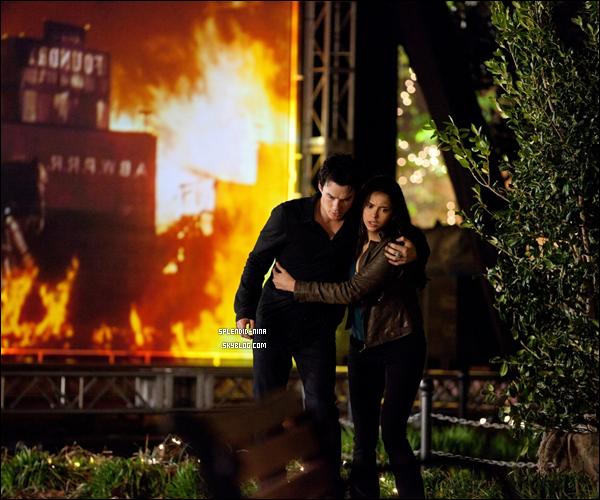 """Nouveaux stills de l'épisode 2x22 : """"As I Lay Dying"""" de The Vampire Diaries"""
