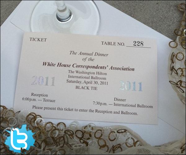 30.04.11- Nina Dobrev et Ian Somerhalder sont aller au Gala annuel de l'association des correspondants accrédités à la Maison Blanche