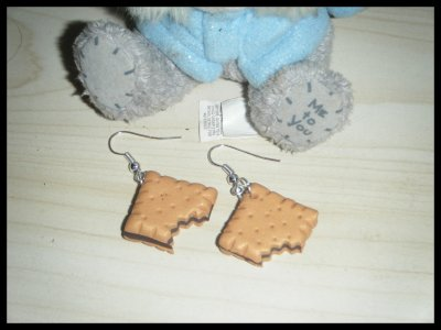 Boucles Biscuit croqué