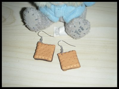 Boucles Biscuit