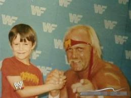 Randy Orton et Hulk Hogan !