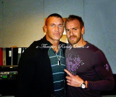 Randy Orton et Christian
