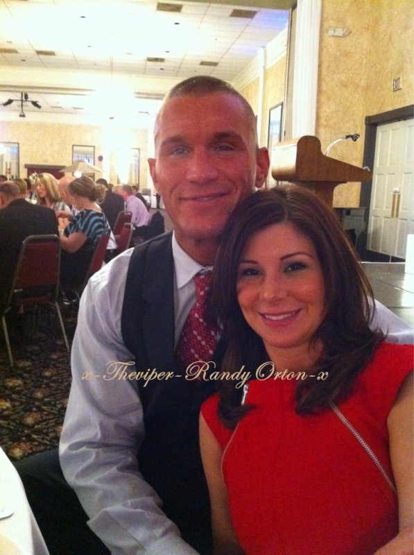 Randy Orton & Samantha