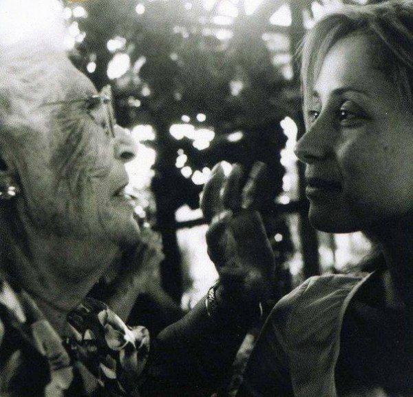 Lara et sa Grand-mère <3