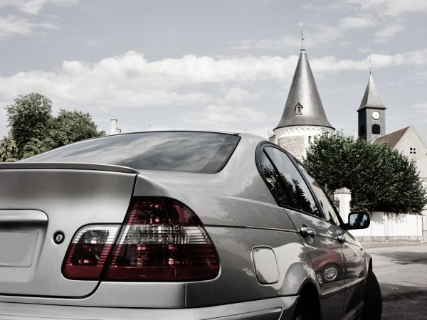#4 BMW 320D E46 (Phase II)