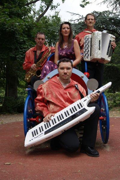 Présentation des musiciens