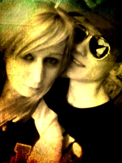 moi et la plus belle <33