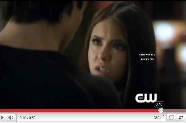 """.  Découvrez le trailer de l'épisode 10 de The Vampire Diaries ''The Sacrifice"""" . ."""