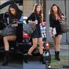 .  15 Novembre : Nina dans les rues de Los Angeles . Top ! Je n'ai pas voulu mettre plus de photos à cause de la qualité médiocre des photos :s .  .