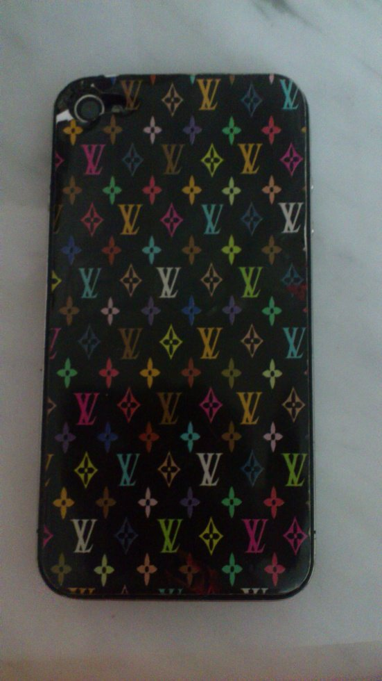 Môn i phone en mode louis vuitton ♥