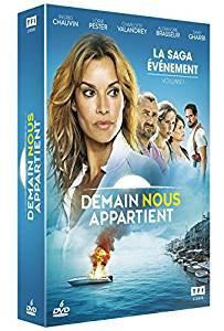 DVD Demain nous appartient Partie.1