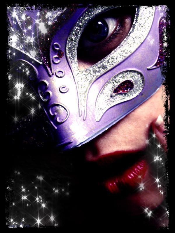 voici des masques