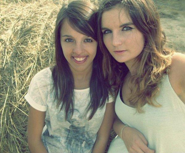 14 ans d'amitié, Justine <3