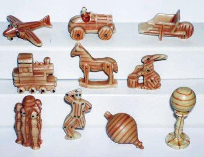 ma collection jouets anciens traditionnels imitation bois prime 2004 blog de huguette64200. Black Bedroom Furniture Sets. Home Design Ideas