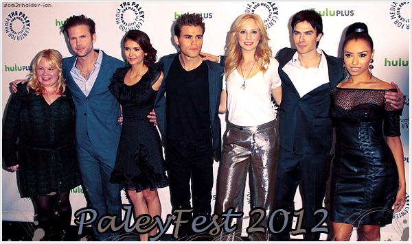 PaleyFest 2012